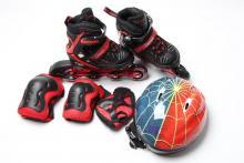 Купить Оптом Роликовые коньки раздвижные детские и взрослые